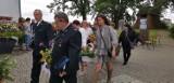 Święto plonów gminy Kołczygłowy. Msza, dożynkowe kosze (ZDJĘCIA)