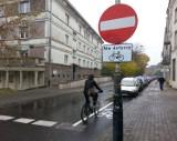Kontraruch w Łodzi. Sprawdź, gdzie rowerzyści pojadą pod prąd