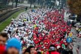 Bieg Niepodległości 2020. W tym roku biegacze nie utworzą ogromnej, żywej biało-czerwonej flagi na ulicach Warszawy