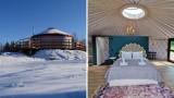 Azjatyckie jurty na Dolnym Śląsku. Przyjedź do Gajówki, spędź noc w luksusowym namiocie i wypocznij w bliskości z naturą! [ZDJĘCIA]
