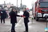 gm. Nowogród. Strażacy ochotnicy mają nowy wóz ratowniczo - gaśniczy [Zdjęcia]