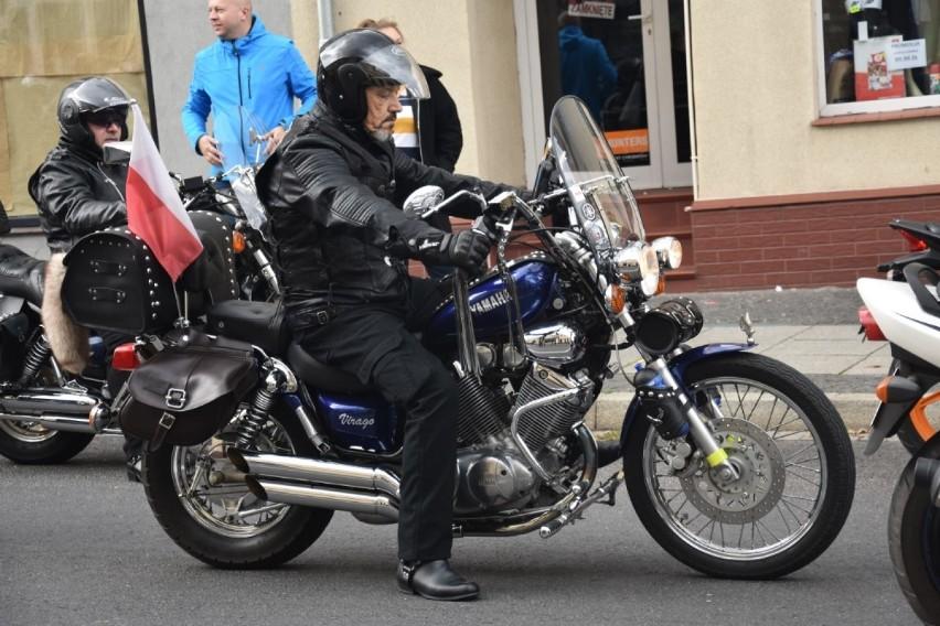 Wągrowieccy motocykliści zakończyli sezon 2019 uroczystą paradą wokół miasta [ZDJĘCIA]