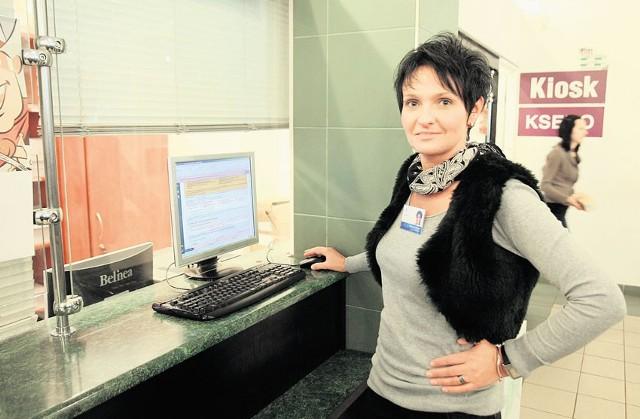 W Drugim Urzędzie Skarbowym na podatników, którzy chcą poznać tajniki składania internetowego PIT-u, czeka Katarzyna Jakóbczak.