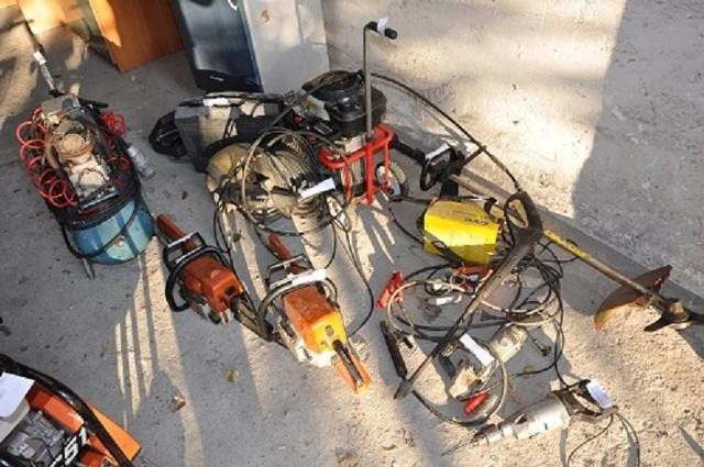 Grupa złodziei działała na terenie powiatu szamotulskiego od kwietnia