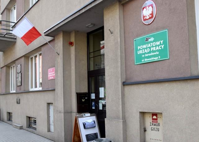 Jarosławski urząd pracy przygotowuje się na zarejestrowanie większej liczby osób