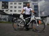 Policyjne patrole rowerowe w Żorach. Fajne?