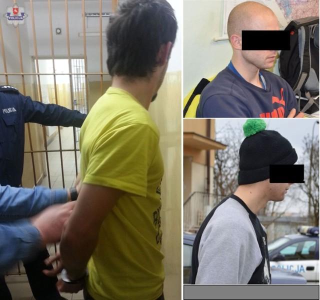 Mieszkańcy gminy Tereszpol w wieku 22, 23 i 27 lat odpowiedzą za kradzieże z włamaniem