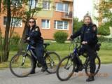 Patrole rowerowe Straży Miejskiej w Sieradzu już ruszyły! ZDJĘCIA