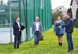 Olszewo-Borki. Powstanie strefa zieleni przy Centrum Rekreacyjno-Sportowym. Zdjęcia