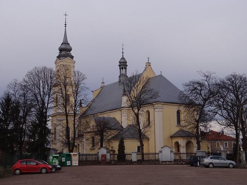 23. miejsceSzczucin – 62,5% (Parafie: Bolesław, Borki,...