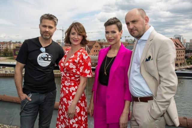 """lipcu tego roku do Gdańska zjechała ekipa popularnego serialu """"Diagnoza"""". Efekty tej wizyty właśnie można oglądać na antenie TVN. Serial emitowany jest we wtorkowe wieczory"""