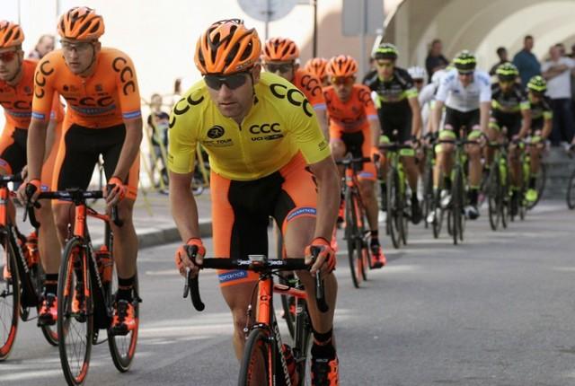 Łukasz Owsian zwyciężył w końcowej klasyfikacji CCC Tour - Grody Piastowskie.