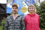 W Katowicach powstaje mural 100-lecie Stanisława Lema. Jego drugą część będzie można podziwiać... we Lwowie