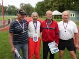 Czesław Roszczak w Republice Czeskiej zachwyca formą sportową