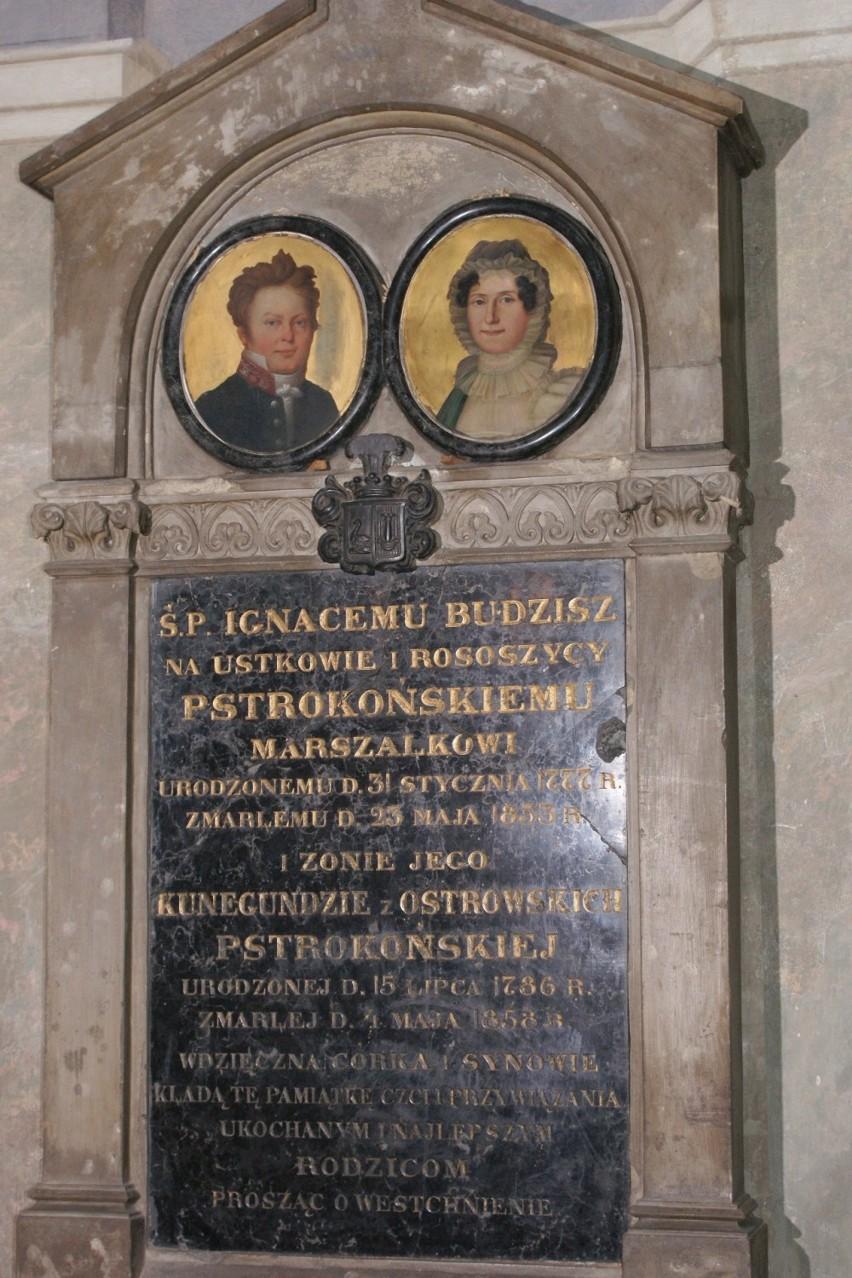 Podziemia pod kościołem klasztornym ojców bernardynów w...