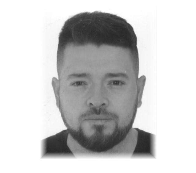 Poszukiwany Rafał Mateusz Cieśniewski
