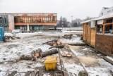 Firma Elfeko rozpoczęła przygotowania do badań archeologicznych w sąsiedztwie budynku LOT-u w Gdańsku
