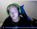 """Youtuber Gural proponował seks za pieniądze 13-latce. Sprawę umorzono. Teraz grozi przemocą: """"Na PGA będę. I będzie taki rozpie*dol"""""""