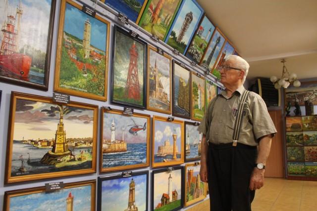 Latarnie Morskie Polski i Świata na wernisażu wystawy w Rudzie Śląskiej