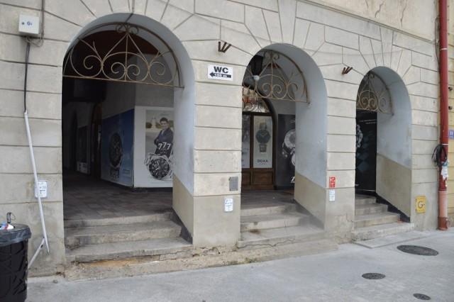Kamienica przy ul. Szewskiej 1 w Bochni
