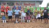 Otwarte mistrzostwa Częstochowy 40+ zakończyły sezon siatkarski na boiskach przy Galerii Jurajskiej