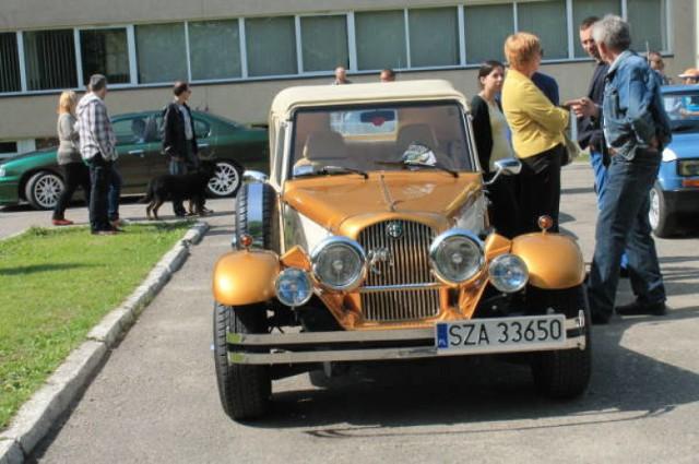 Jura Moto Show 2015: na Śląsk zjechały stare samochody