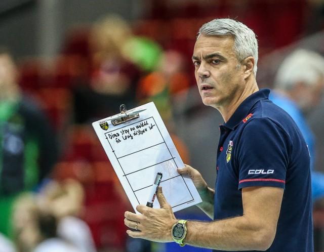 Podopiecznych Andrei Anastasiego w ćwierćfinale Pucharu Polski czeka dużo trudniejsze wyzwanie