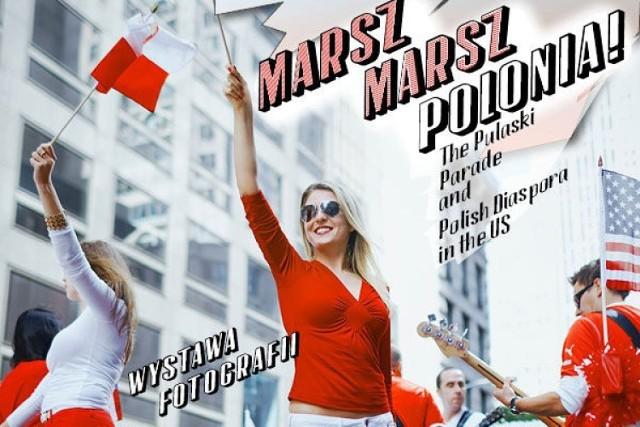"""Wystawę fotograficzną """"Marsz, marsz Polonia"""" można będzie oglądać w Nowohuckim Centrum Kultury od 1.10. do 31.12.2021"""