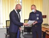 Policjanci ze Skarszew dostali wsparcie od urzędu ZDJĘCIA