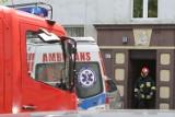 Podtrucie czadem w Głuchołazach. Strażacy odkryli, że gazowy junkres w łazience nie jest podłączony do komina