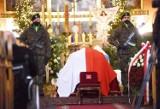 Pożegnaliśmy Jolantę Fedak, minister pracy, posłankę na Sejm... Spoczęła na cmentarzu w Zielonej Górze