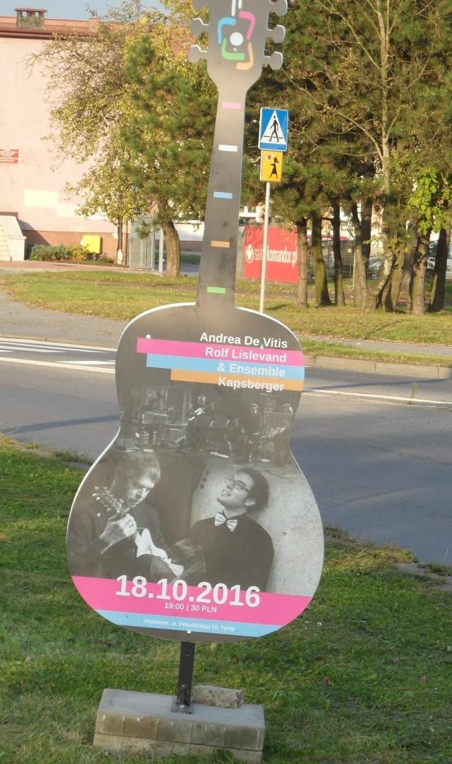 XVI Śląska Jesień Gitarowa