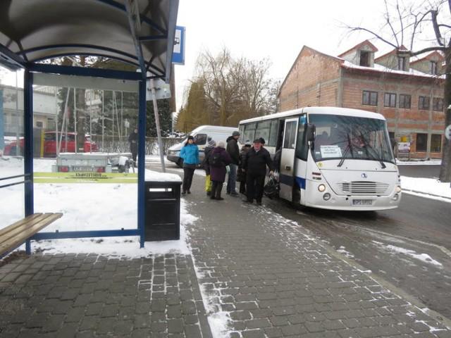 Autobusy wyjadą na nowe trasy 16 stycznia.