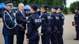 Święto Policji w Gdańsku. Awanse i odznaczenia dla funkcjonariuszy