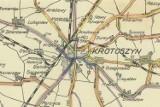 Jak wyglądał powiat krotoszyński na mapie z 1938 r.? [ZDJĘCIA]