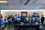 Wolsztyn. Starosta uhonorował maturzystów z najlepszymi wynikami z przedmiotów obowiązkowych