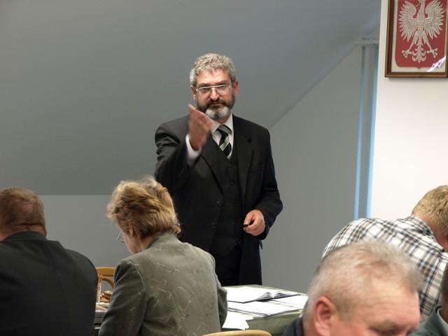 Wójt Wojciech Gralak będzie pełnił funkcję do końca kadencji