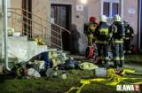 Nocna tragedia pod Wrocławiem. W mieszkaniu znaleziono zwęglone zwłoki (ZDJĘCIA)