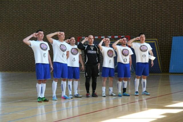 VII Turniej Halowej Piłki Nożnej w Woźnikach
