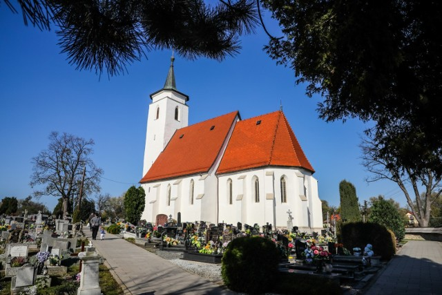 Kościół pw. św. Stanisława w Starym Bielsku. Prace związane z przywróceniem jego świetności zostały docenione prestiżową nagrodą