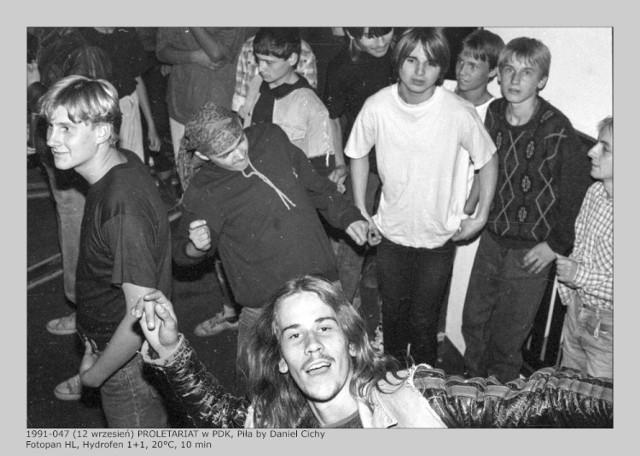 Proletaryat w Pile. 1991 rok