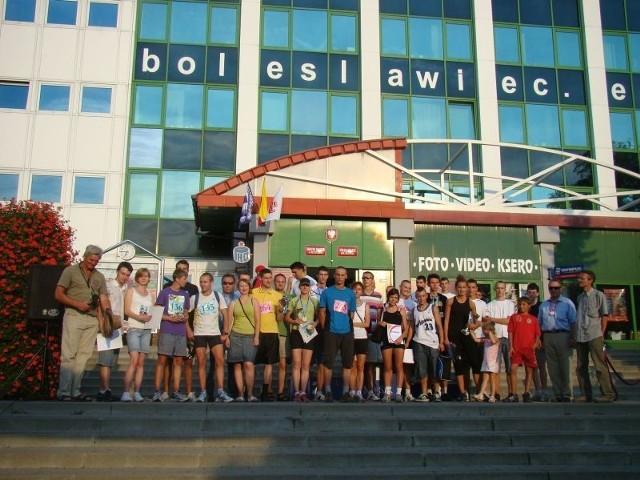 W tegorocznym Biegu o filiżankę, który odbył się 22 sierpnia wzięło udział 36 zawodniczek i zawodników.