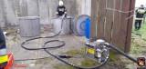 Do szamba wyciekło 3000 litrów oleju opałowego [zdjęcia]