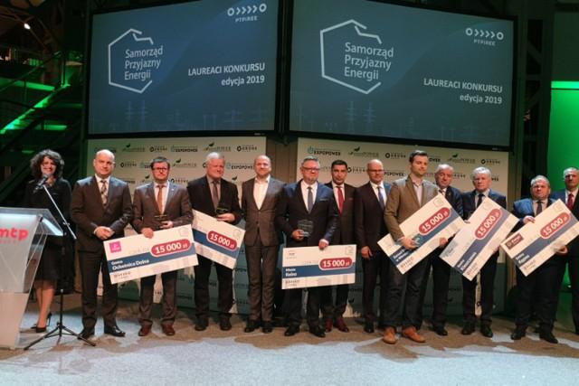 Laureaci otrzymali statuetki i granty inwestycyjne o wartości 15 tys. zł