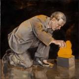 Jan Szczepan Szczepkowski w Galerii Sztuki BWA