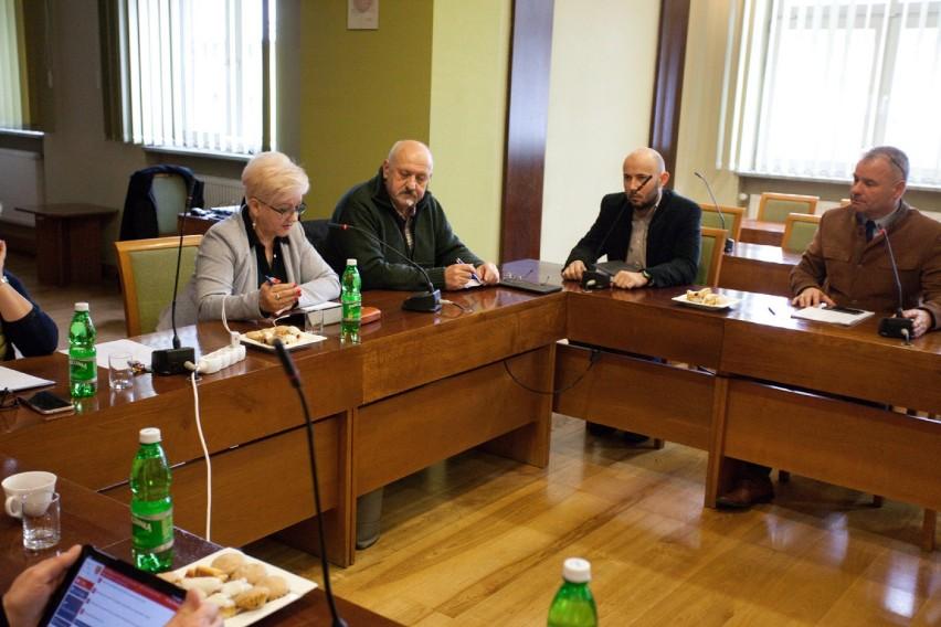 Posiedzenie komisji rewizyjnej, 8 I 2019