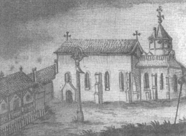 Kościół św. Jerzego w Warszawie