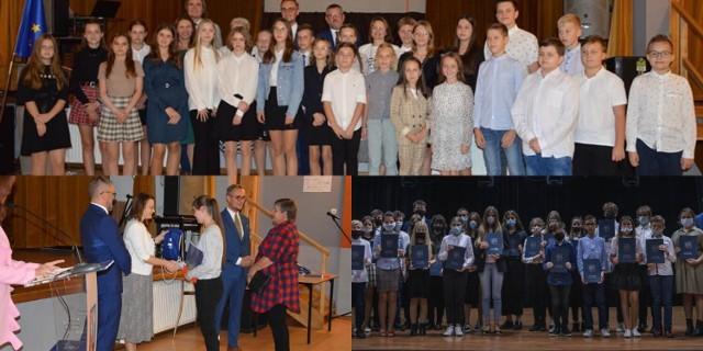Dzieci z Damasławka i Mieściska otrzymały stypendia naukowe