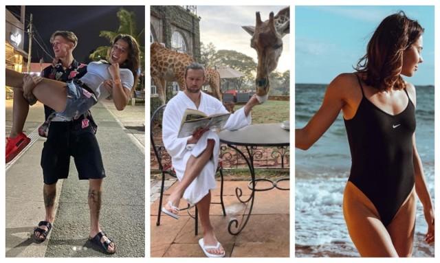 W naszym kraju trwa zima, ale wiele gwiazd polskiego sportu postanowiło w ostatnich tygodniach wyjechać na wakacje do ciepłych krajów, jeżeli tylko przerwa w rozgrywkach w ich dyscyplinie dała im akurat taką możliwość. Nasi sportowcy na miejsce swoich podróży wybrali m.in. kraje Afryki i Ameryki Południowej.  Zobacz zdjęcia z bajecznych wakacji gwiazd sportu! ->>>