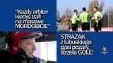 Regionalny Puchar Polski. Każdy arbiter trafi kiedyś na mordobicie. Strażak z lubuskiego strzela gole | Flesz Sportowy24